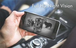 Furbo Dog Camera Night Vision
